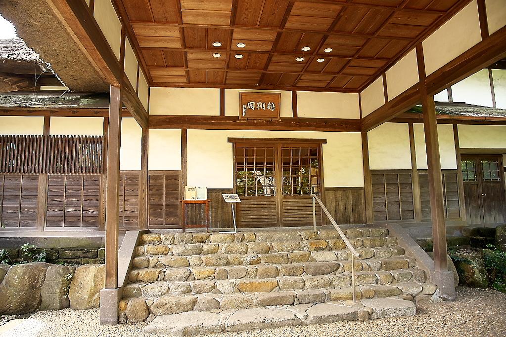 鶴翔閣(旧原家住宅) 横浜市指定有形文化財_4