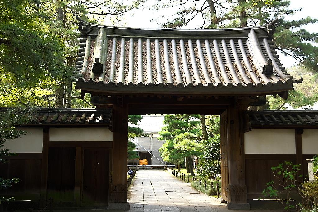 御門【横浜市指定有形文化財】_2