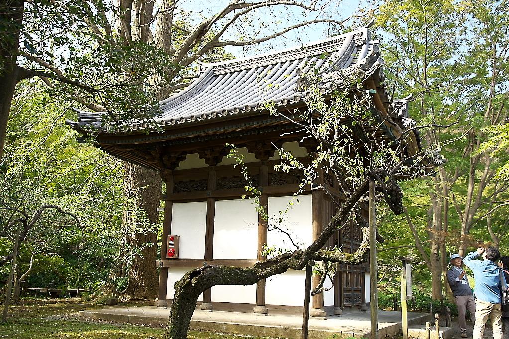 旧天瑞寺寿塔覆堂【重要文化財】_1