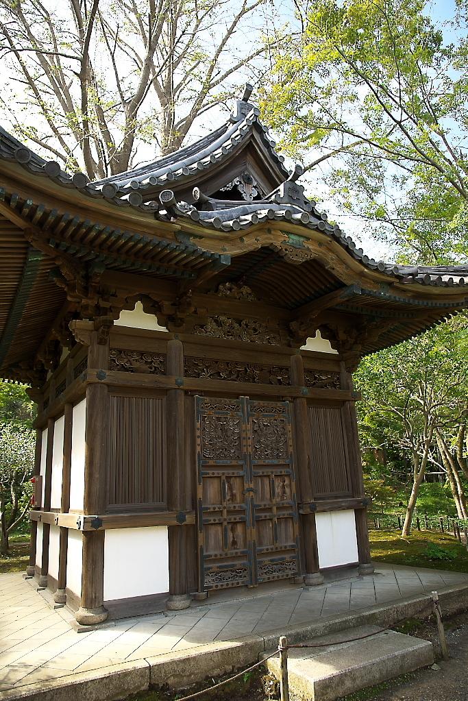 旧天瑞寺寿塔覆堂【重要文化財】_2