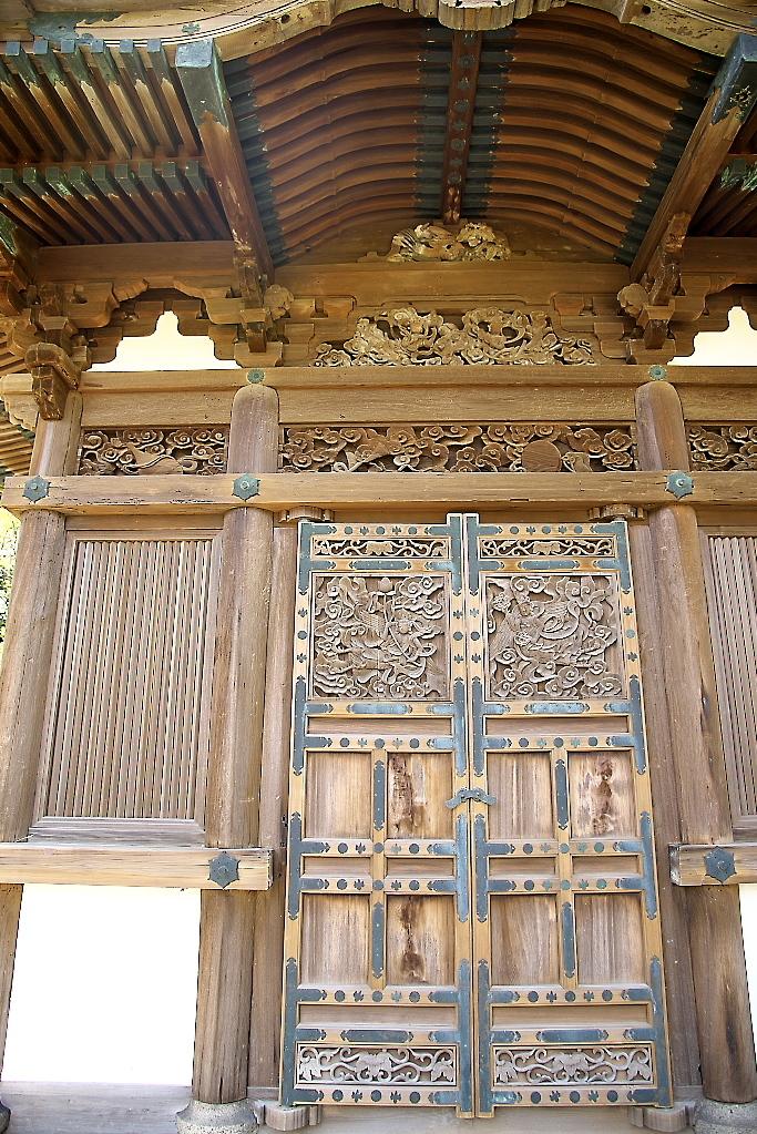 旧天瑞寺寿塔覆堂【重要文化財】_3