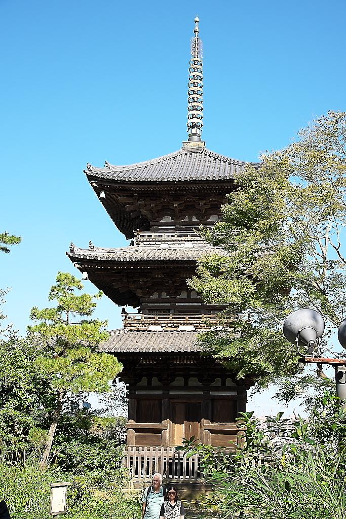 旧燈明寺三重塔【重要文化財】_2