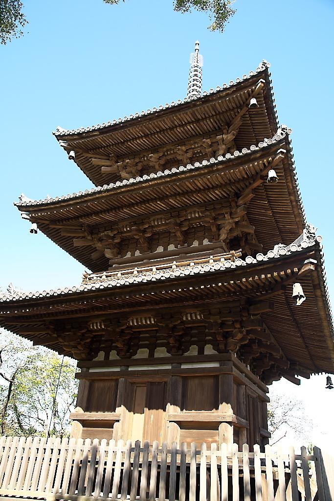 旧燈明寺三重塔【重要文化財】_8