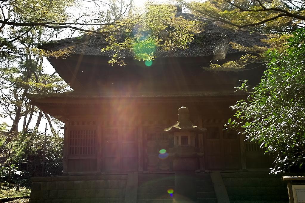 旧東慶寺仏殿【重要文化財】_2