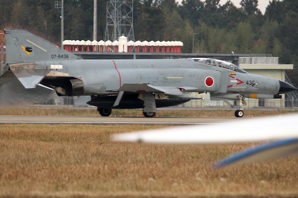 天候偵察のF-4が戻ってきた_1
