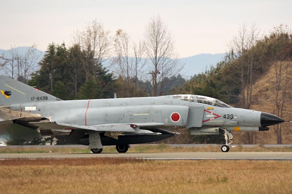 天候偵察のF-4が戻ってきた_2