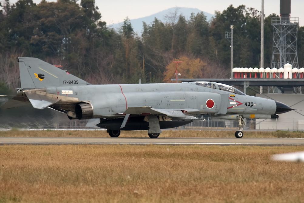 天候偵察のF-4が戻ってきた_3
