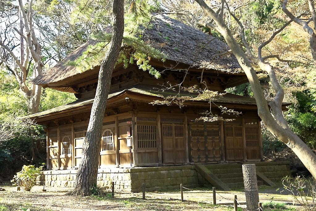 旧東慶寺仏殿_1