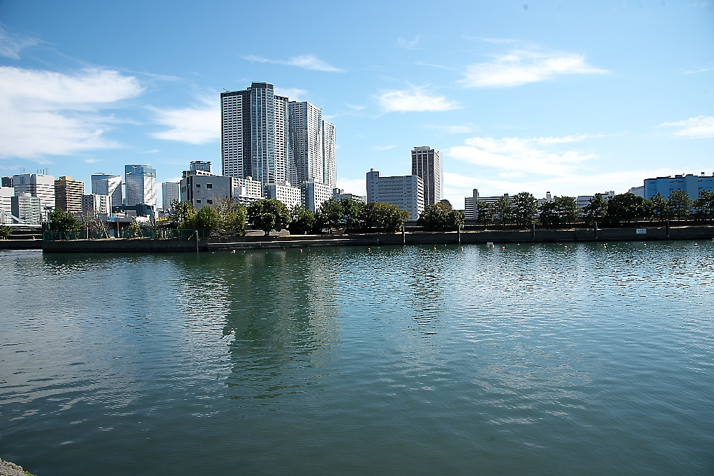 隅田川に面した水面_3
