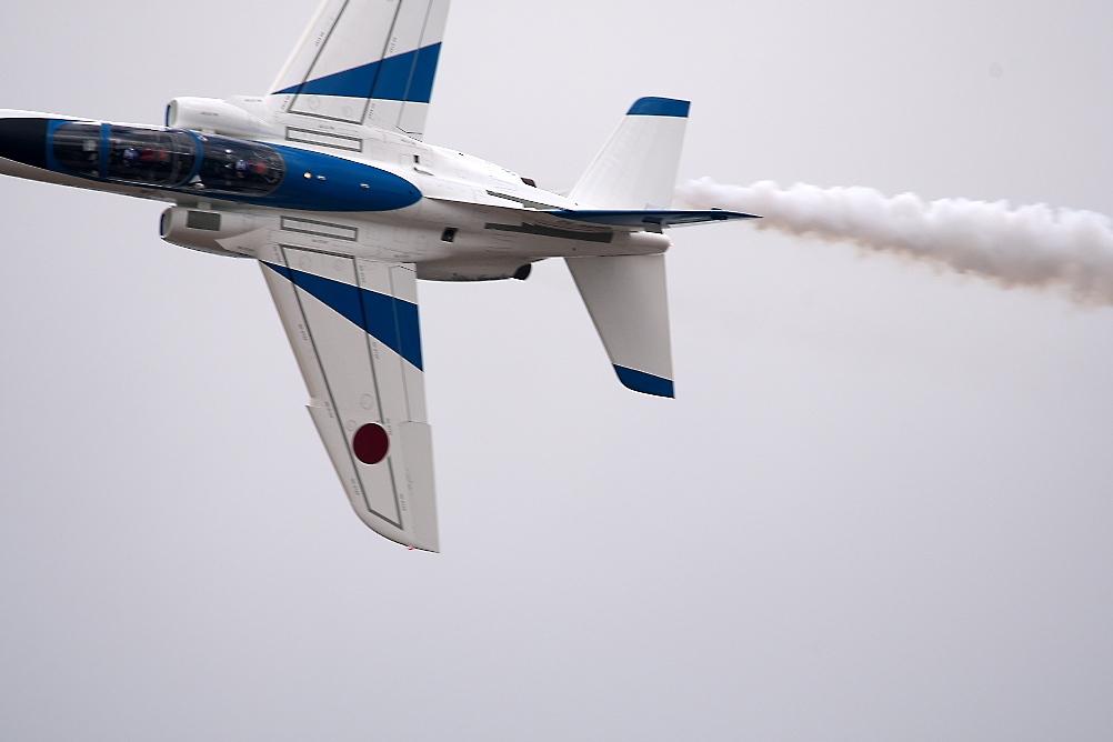 5番機の飛翔シーンの続3き_3
