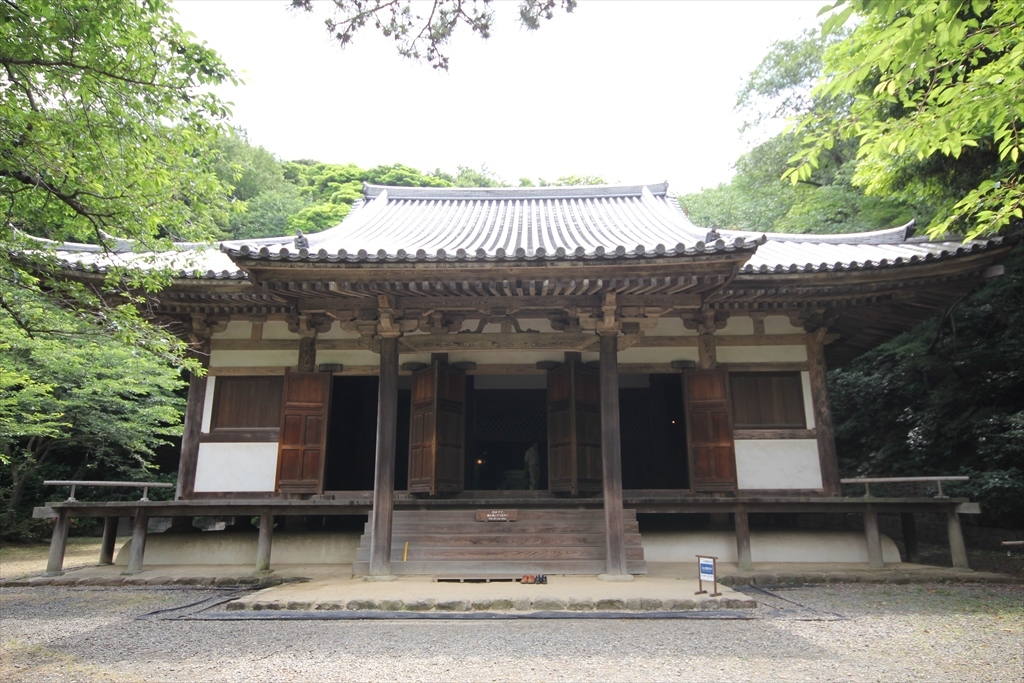 旧燈明寺本堂【重要文化財】_3