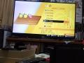 191222ニンテンドースイッチをテレビに接続