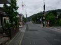 190706まだ平和な嵐電・天竜寺前