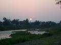 190818桂川からの日の出