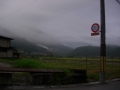 190831l雲が低い大原の山