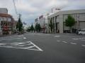 190831円町から丸太町西進