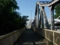 190914泉大橋で木津川を渡る