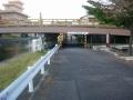191102唐橋の下をくぐり国道回避