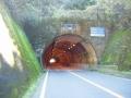 191123樫田トンネルをくぐり、田能へ