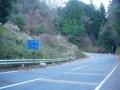 200111県道50号の厳しい上りをを慎重に初登坂