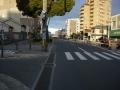 200201北田辺~昭和町方面への上り基調