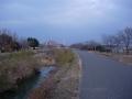 200208鹿川に沿って木津川市を北上