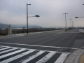 200208御幸橋から桂川へ