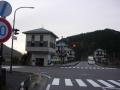 200307渡合橋で湖岸道路を渡りよし笛ロードを南下