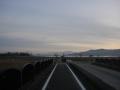 200307よし笛ロードで西の湖沿いを進む