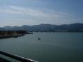 200307近江大橋を渡って大津側へ