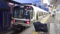 200125奈良で桜井線に乗り換え