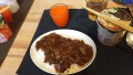 200211夕食はハヤシライス