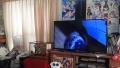 200301タヌキ動画を見ながら娘が起きるのを待つ