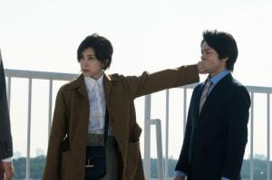 ミス・シャーロック第2回シャーロックと篠田