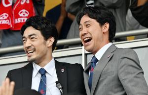 ノーサイド・ゲーム第4回君嶋と柴門