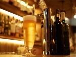飲み物-バーのビール