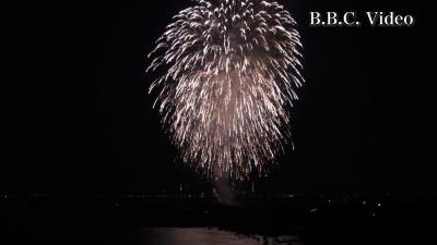 堅田湖族まつり花火大会(YouTubeムービー)