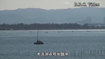 成人の日の3連休初日!! 穏やかな釣り日和の琵琶湖(YouTubeムービー)