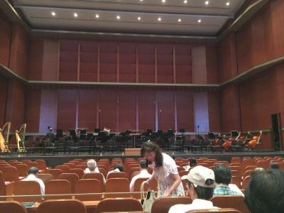 びわ湖ホール大ホール