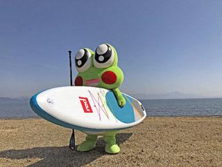 びわ湖高島観光協会がマスコットキャラクター「たかぴょん」