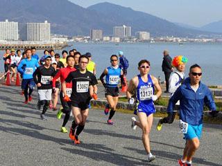 びわ湖レイクサイドマラソン2019