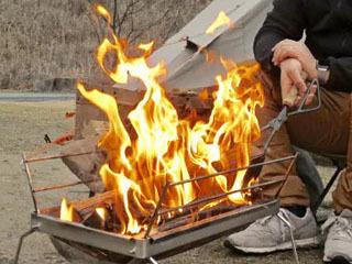 新型コロナウイルス感染拡大でキャンプが人気