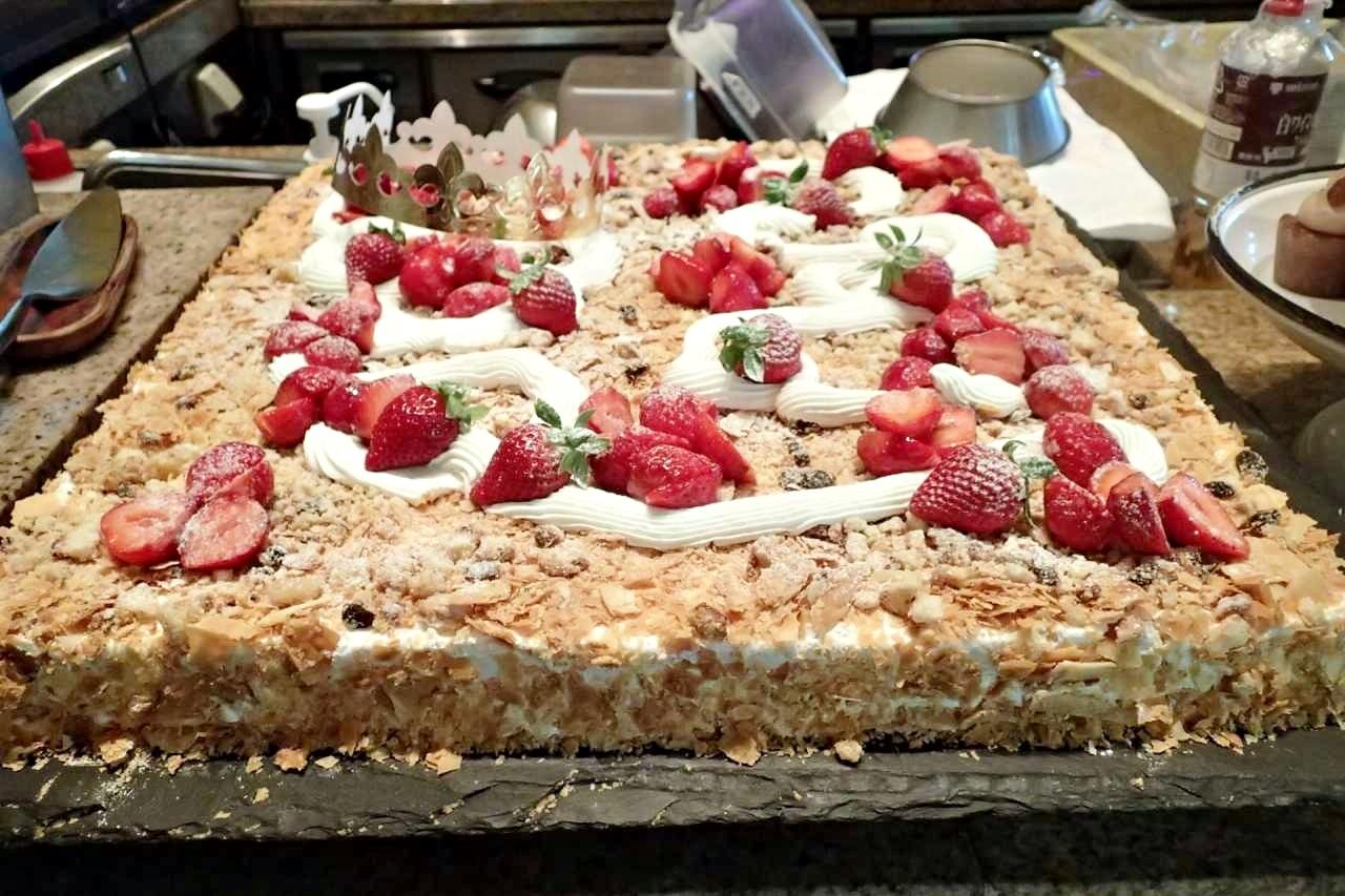 キングナポレオンショートケーキ