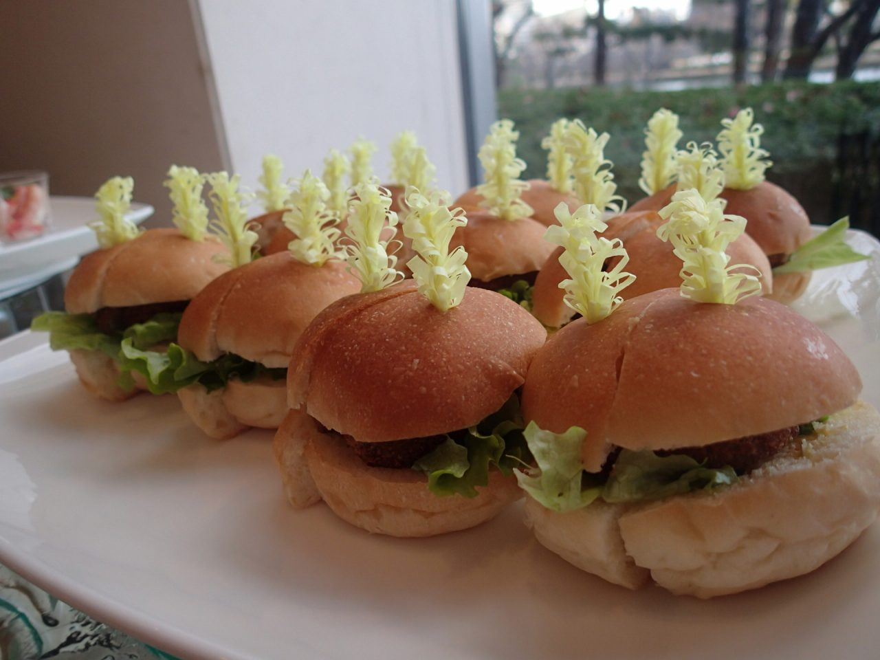 ビーフサンドイッチ
