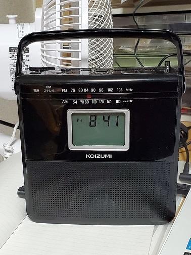 新しいCDラジオ①
