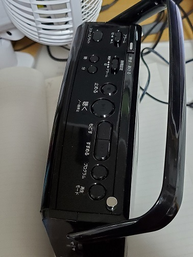 新しいCDラジオ④