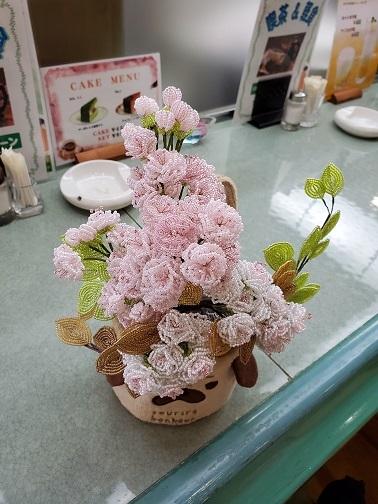 喫茶店のワンコに・・・3~4月分①