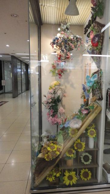 大阪サンセイギャラリー展示②