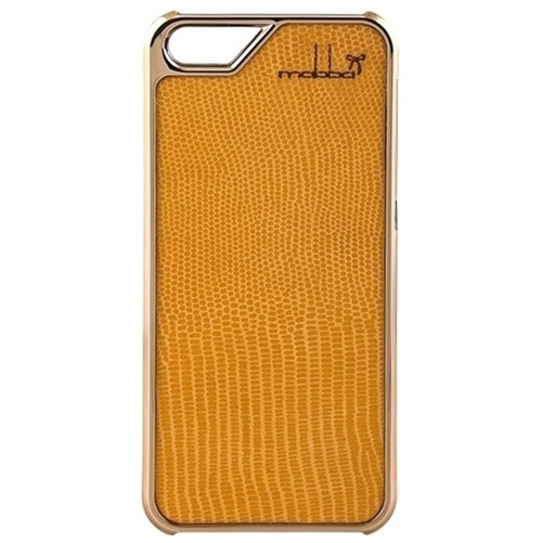 iPhone 5 5s Case Leder Die kleine Fee gelb gold 211