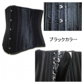 24 Steel Boned Waist Training Underbust Corset (8)